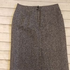 Nwt talbots wool pencil skirt